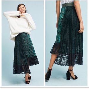 Brand New Vivienne Tam Lace Skirt